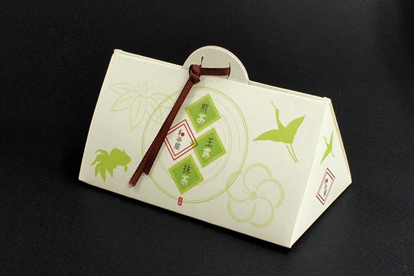 日本茶パッケージ