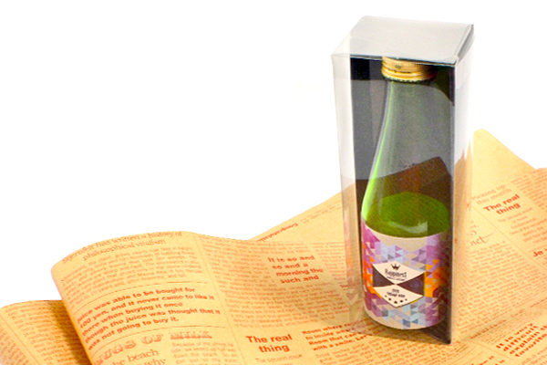 ドリンクボトルパッケージ